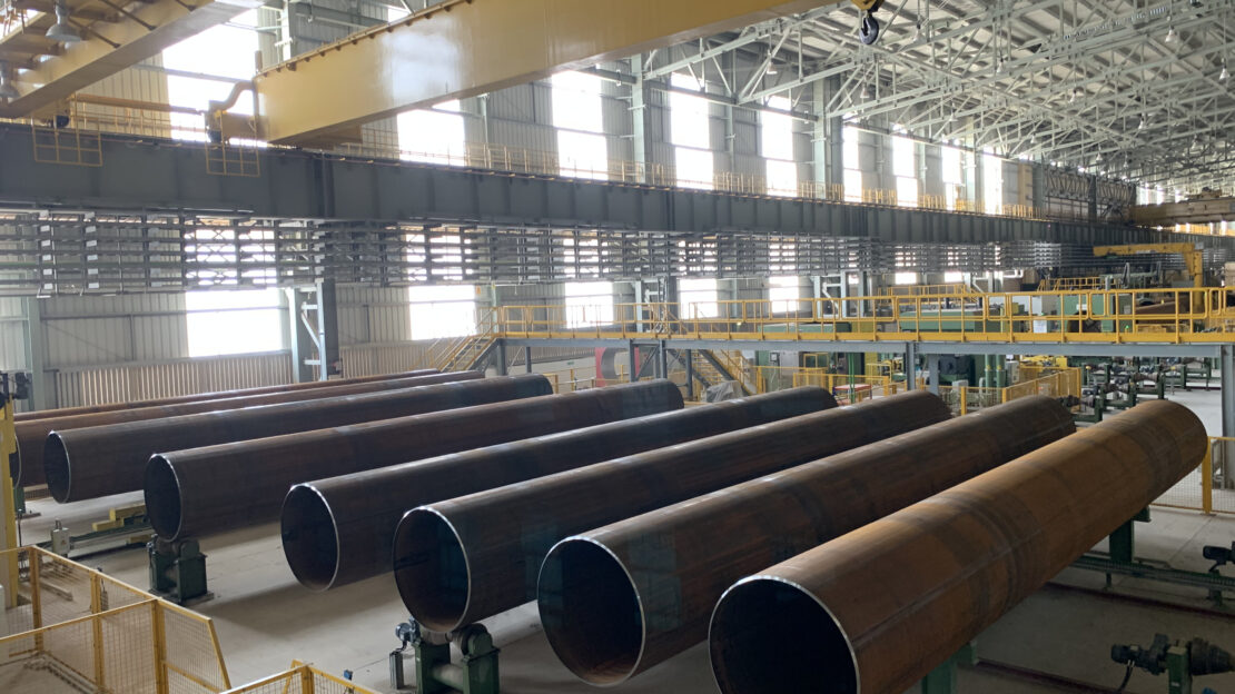 Sour Service Gas Pipes – Made in UAE